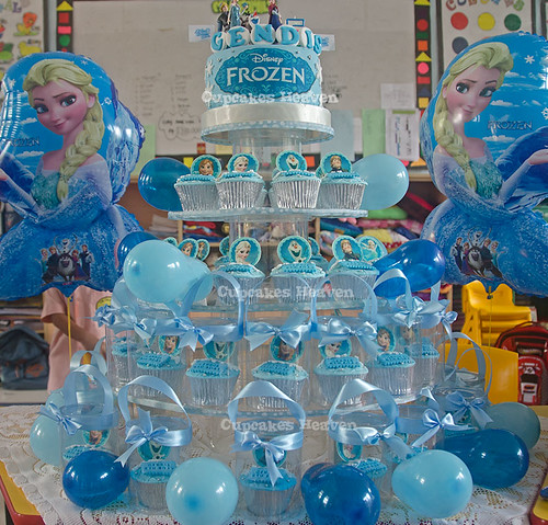 Pinata Frozen Cake