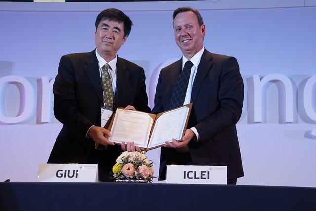 ICLEI and GIUI