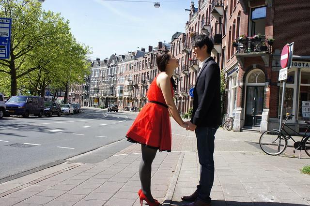 婚紗拍拍 - 荷蘭