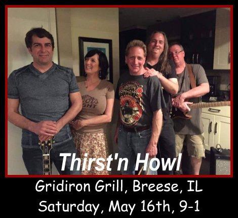 Thirst'n Howl 5-16-15