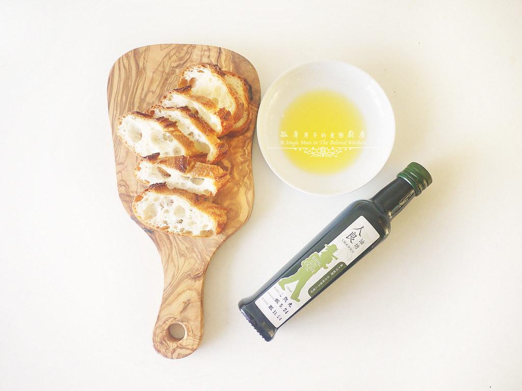 孤身廚房-台灣唯一自榨的優質初榨橄欖油4
