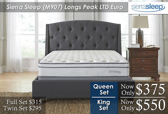 Sierra Sleep NEW M90731-M81X32