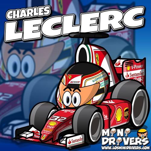 2016 F1 Scuderia Ferrari Charles Leclerc Official Minidrivers Flickr