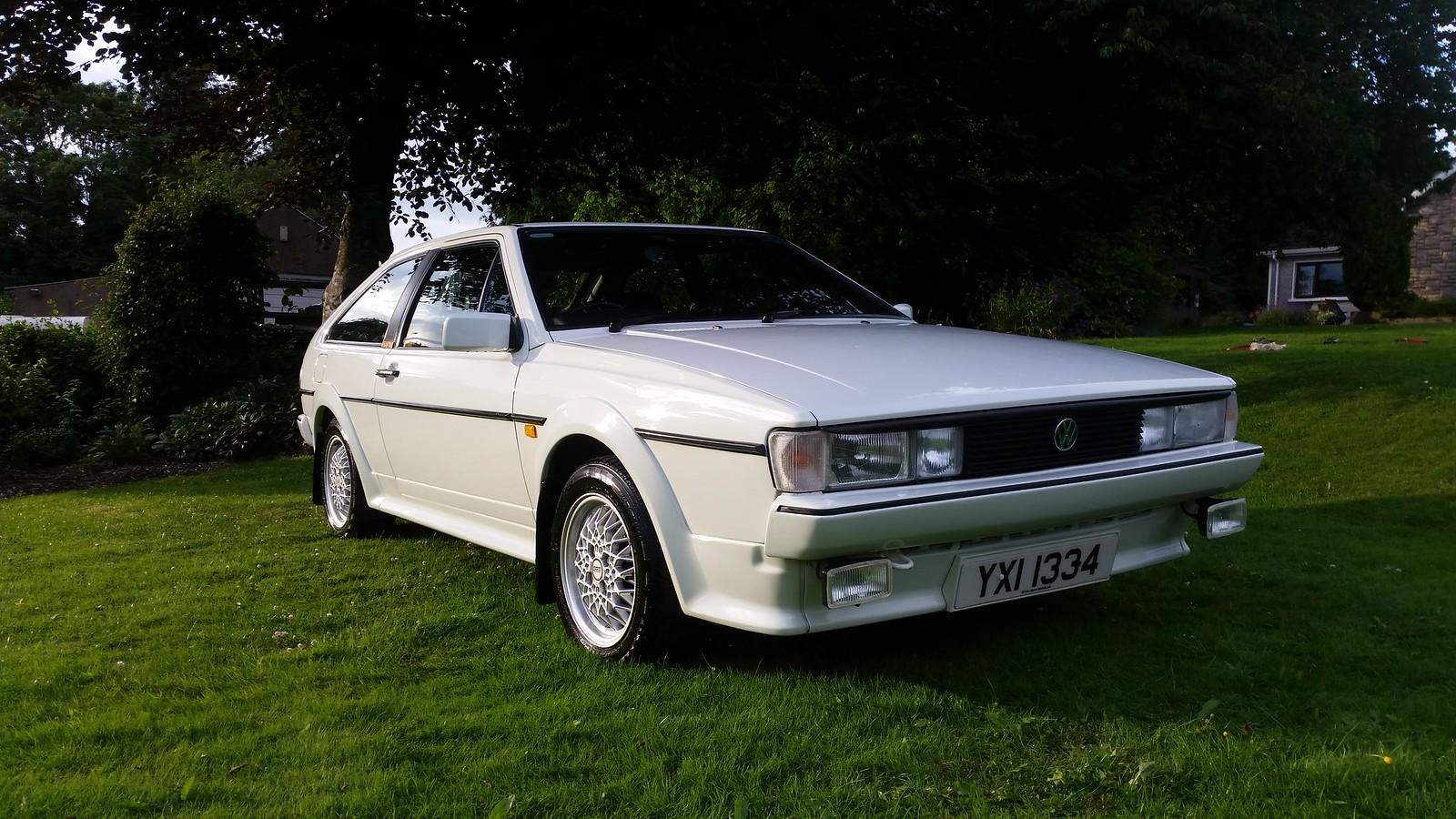 1992 Volkswagen Scirocco Mk2 1 8 Gt2 69 000 Miles Flickr