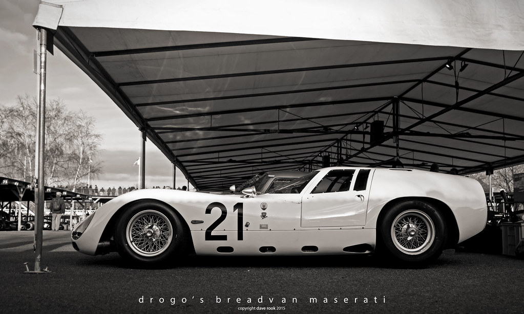 barrie baxter - 1965 maserati tipo 151 / 3 - 2015 goodwood… | flickr