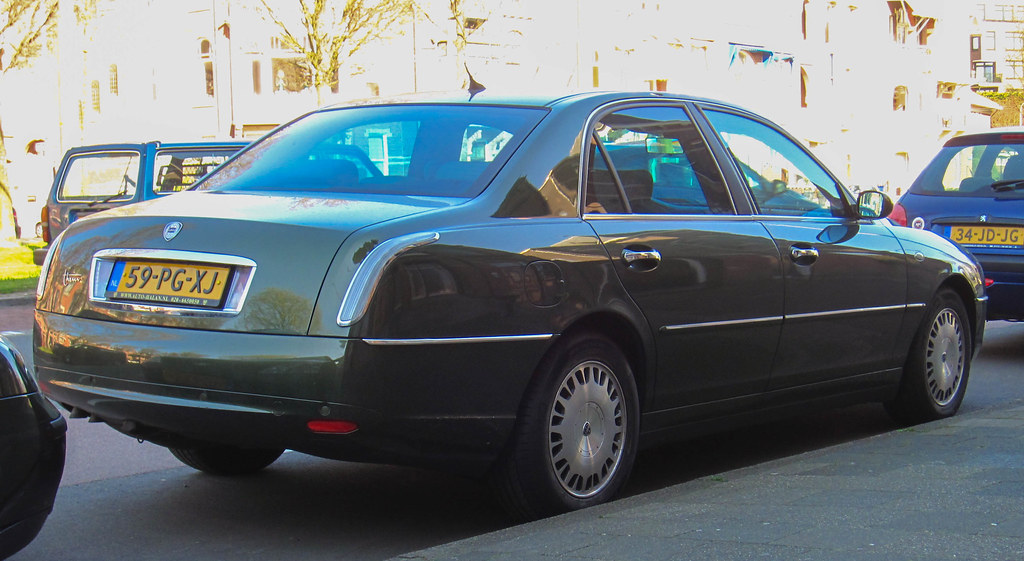 2004 Lancia Thesis 2.4 JTD 20v Automatic | Place: Statenkwar… | Flickr