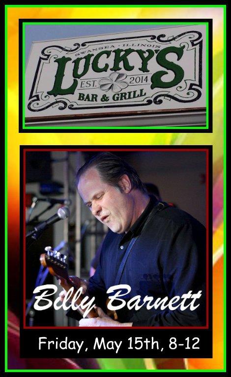 Billy Barnett 5-15-15