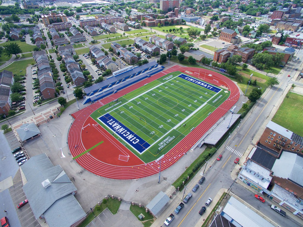 Image result for stargel stadium cincinnati