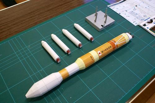 宇宙で遊ぼう - H-IIBロケット