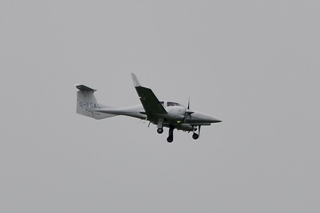 G-FCAC DA42 Twin Star