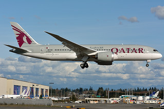 Qatar Airways Boeing 787-8 A7-BCU | by royalscottking