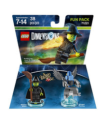 LEGO Dimensions 71221 - Wizard of Oz Fun Pack