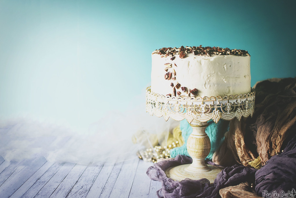 Hummingbird Cake Recipe   PasstheSushi.com