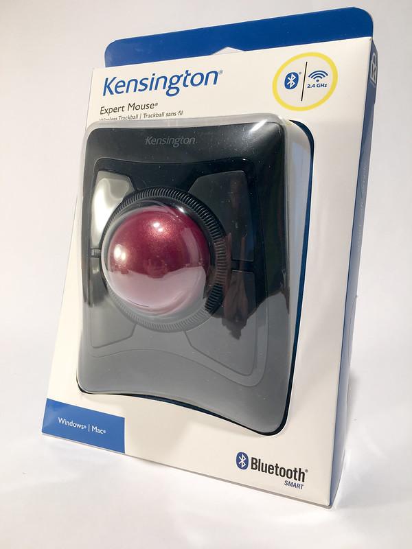 Kensington Expert Mouse wireless