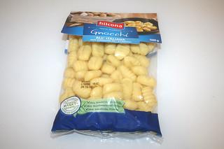 01 - Zutat Gnocchis / Ingredient gnocchi
