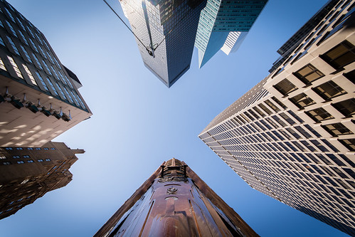 Upside Down Manhattan | by Maëlick