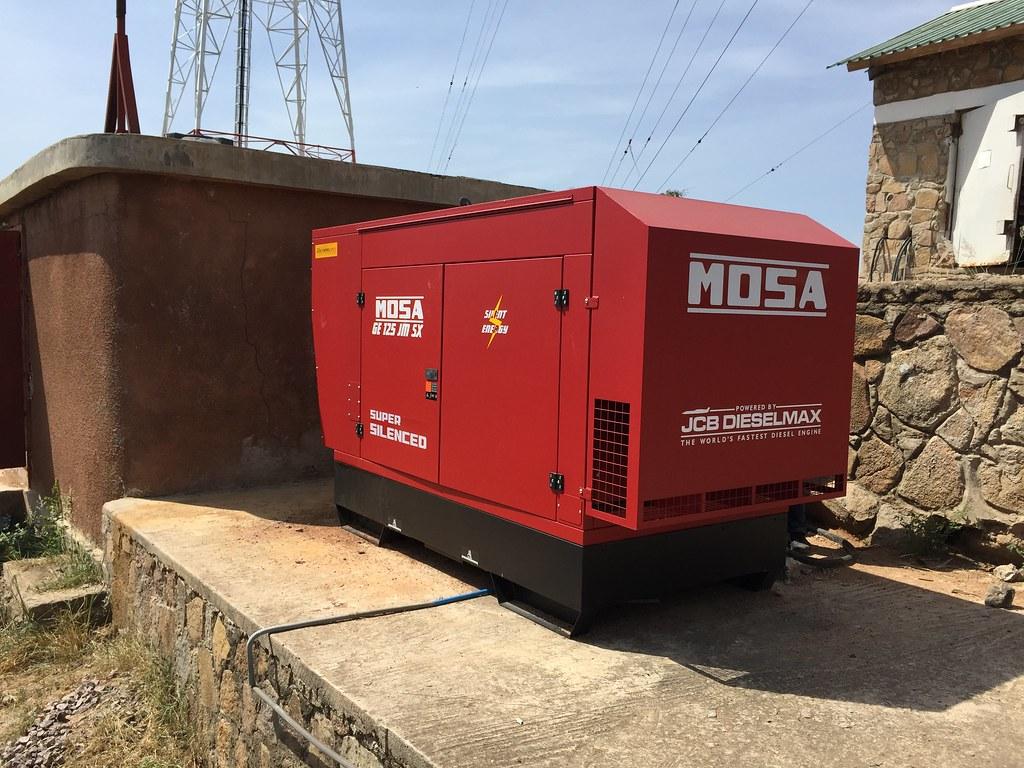 mwanza tanzania ge 125 jmsx mosa generatori