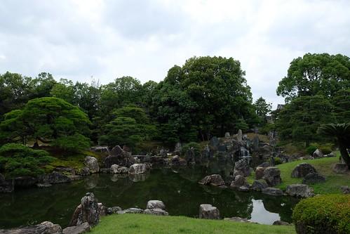 二条城で日本の歴史の移り変わりを思ふ