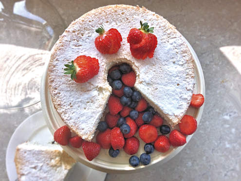 All recipes cuisine fiend angel food cake forumfinder Gallery