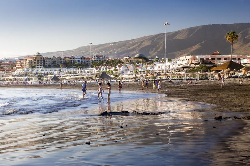 Playa El Duque - Adeje, Tenerife, Spain