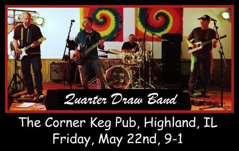 Quarter Draw Band 5-22-15