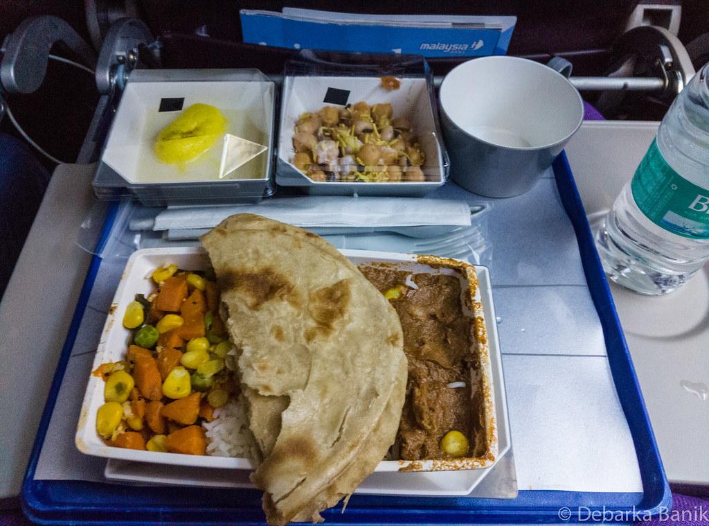 Go Air Food Menu