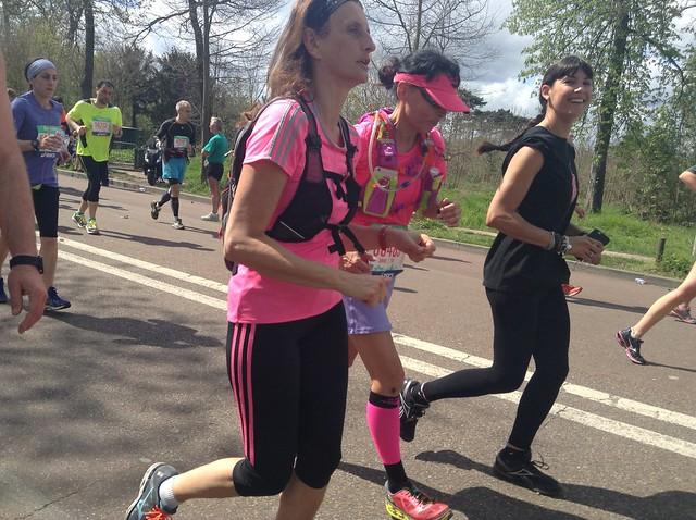 Marathon de Paris 2015