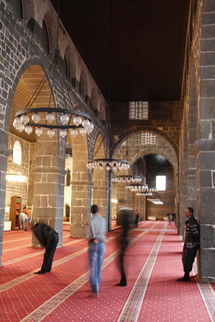 大清真寺內部