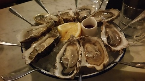 Rex & Mariano - Rock Oyster