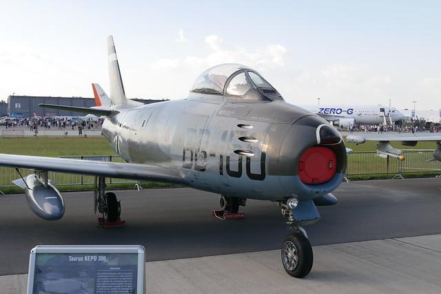 Canadair CL-13 Sabre (F-86)