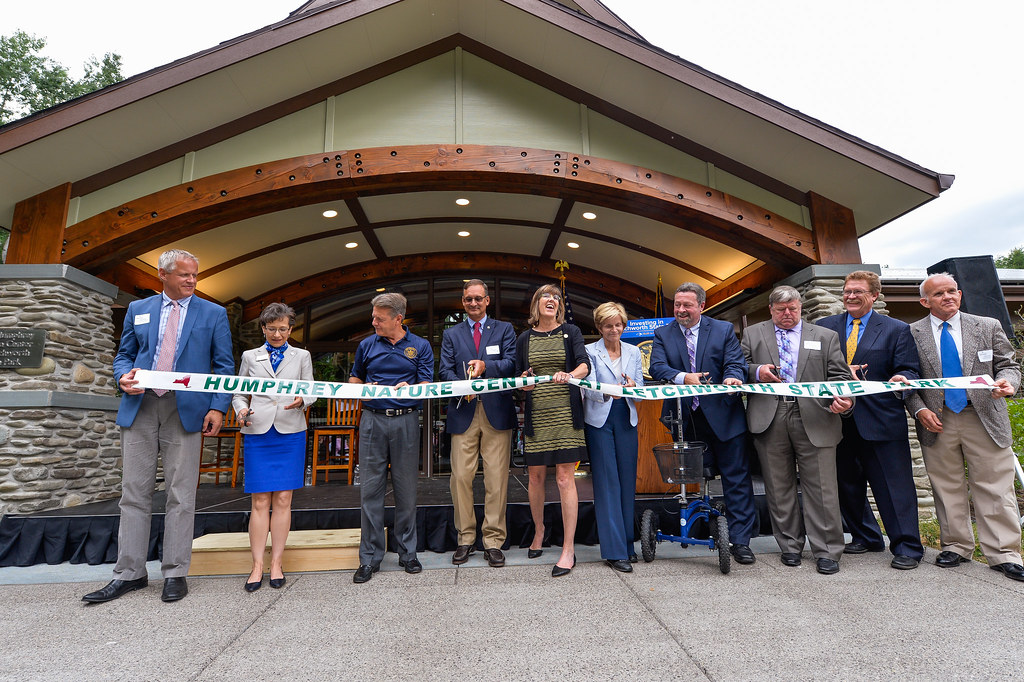 Governor Cuomo Announces Opening and Designation of Humphrey Nature Center at Letchworth State Park
