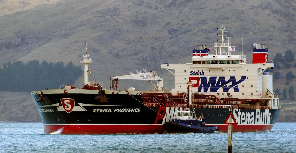Stena Provence Oil Chemical Tanker Imo 9299135 Mmsi