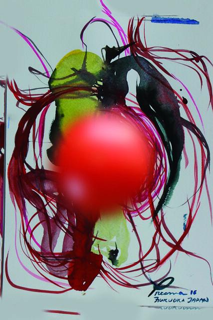 Nazia Andaleeb Preemaの個展「 賛辞 Sanji From Japan with Love 愛をこめて日本から」を開催します