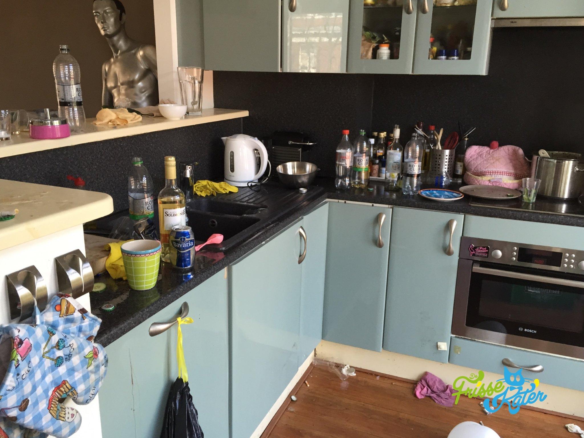 Gele Keuken 9 : Vaatdoek: de stille niet zo frisse moordenaar in de keuken
