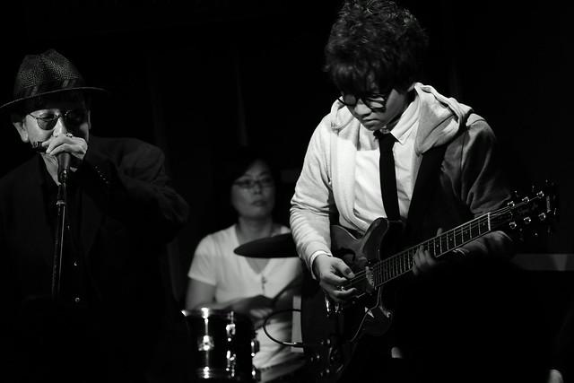よろこんで live at Blue Heat, Tokyo, 08 May 2015. 037