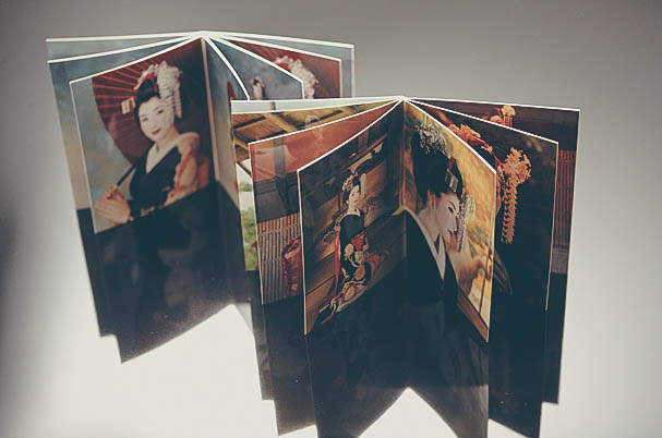 Maiko Transformation photo books!