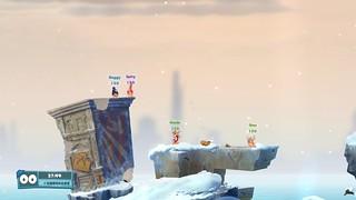 Worms W.M.D выходит на PS4 в августе