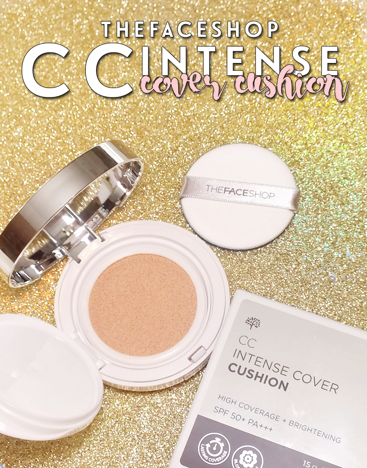 THEFACESHOP cc intense cover cushion foundation (4)