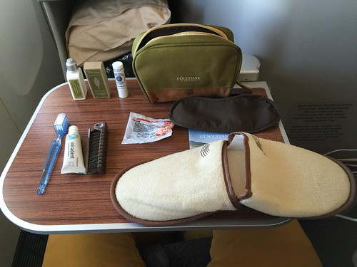 Trousse de confort Business Garuda | by Bertrand Duperrin
