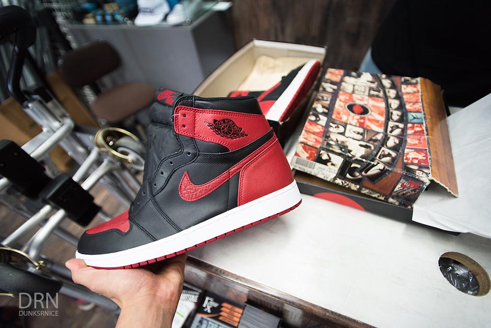 2016 Black & Red I's.