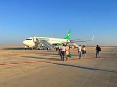 Daşoguz Airport