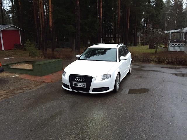 Zoml: Audi A4 B7 Avant //Mätäs Crew 16299333213_e4825d2c1c_z