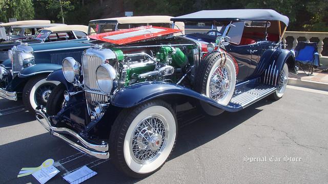 Best of Show: 1929 Duesenberg Model J LeBaron DC Phaeton