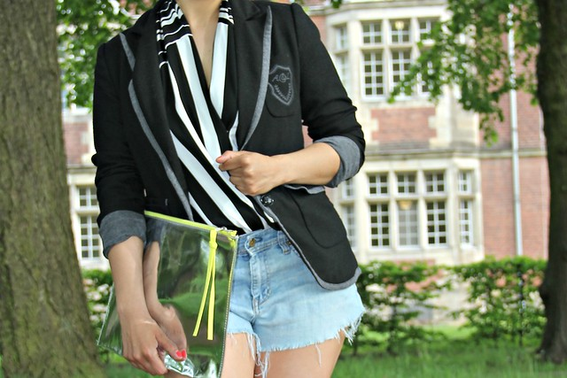 Preppy Look I #OOTD by www.StylebyCharlotte.com