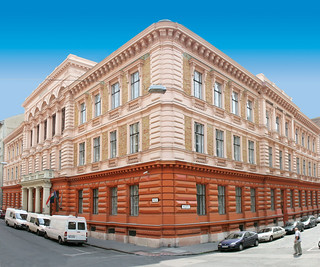 BGE - Markó utcai épülete