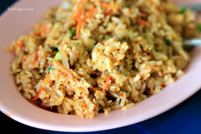Penang Sambal Fried Rice