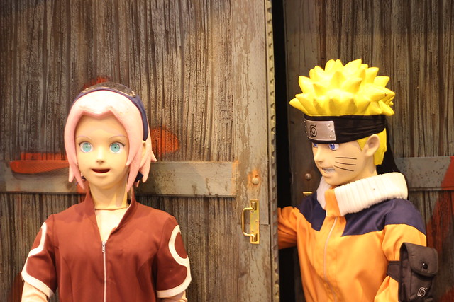 Naruto - Salon du Livre de Paris 2015