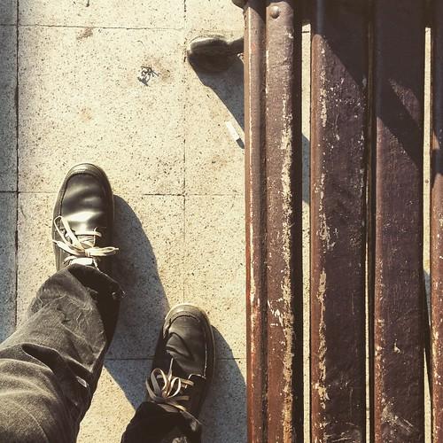 Los pies en la calle #ViñadelMar #Chile 🚶