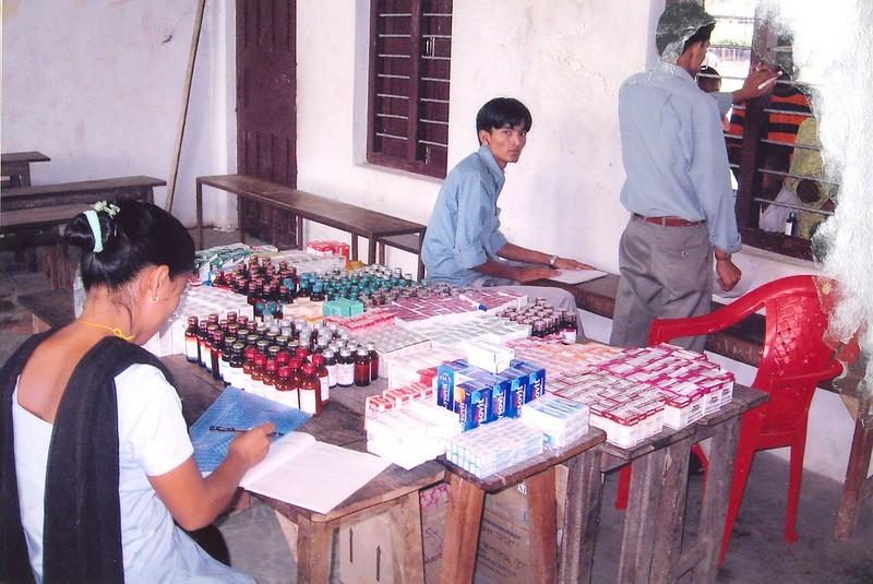 Anpas per il Nepal