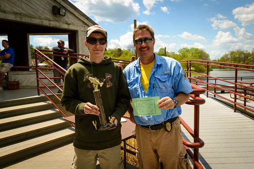 2015 Spring Fishing Tournament Winners